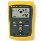 FLUKE 52-II เครื่องวัดอุณหภูมิดิจิทัล 2 channel