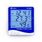 UNION TH-02C มิเตอร์วัดอุณหภูมิและความชื้นแบบอิเล็กทรอนิกส์