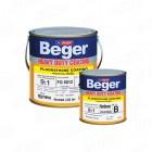 BEGER 17 FlooraThane Coating สีทับหน้าโพลียูรีเทน สำหรับงานพื้นและผนังภายนอกอาคาร