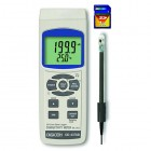 DIGICON CD-437SD เครื่องวัดค่าความนำไฟฟ้า บันทึกค่าผ่า SD card