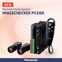 PV200 Machine Vision System จาก Panasonic