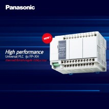 High performance Universal PLC รุ่น FP-XH
