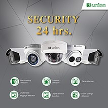 CCTV Security 24 hrs.