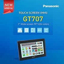 Touch Screen (HMI) รุ่น GT707