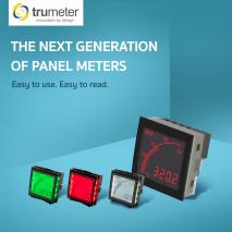 Advanced Panel Meters มิเตอร์ติดแผงแบบดิจิตอล