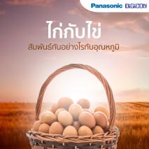 ไก่กับไข่ สัมพันธ์กันอย่างไรกับอุณหภูมิ?