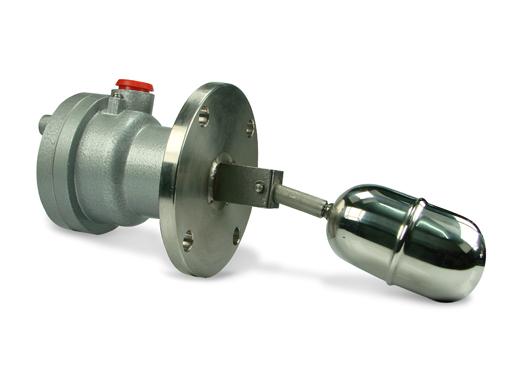 IMARI SHM-100E ลูกลอยวัดระดับแบบติดข้างถัง