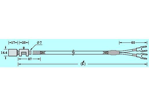 IMARI JBS-3097 เทอร์โมคัพเปิ้ลแบบยึดติดตั้งอยู่กับที่