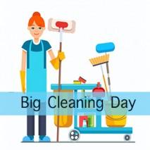 กิจกรรม Big Cleaning Dayวันเสาร์ ที่ 3 สิงหาคม 2562