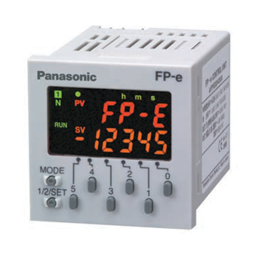 PANASONIC FP-e SERIES โปรแกรมเมเบิ้ลคอนโทรลเลอร์