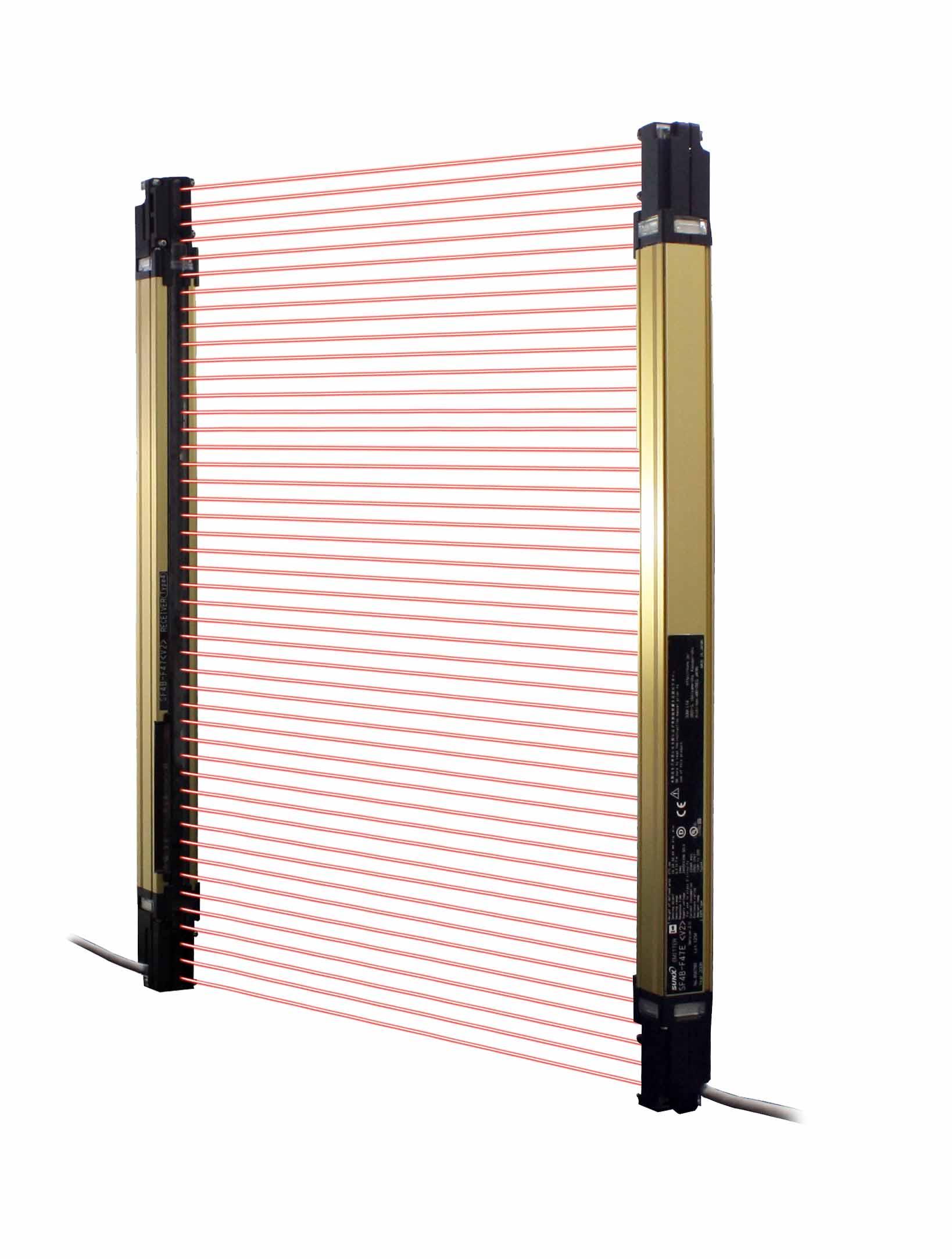 Panasonic / SUNX SF4B  SERIES ม่านแสงนิรภัย Type  4