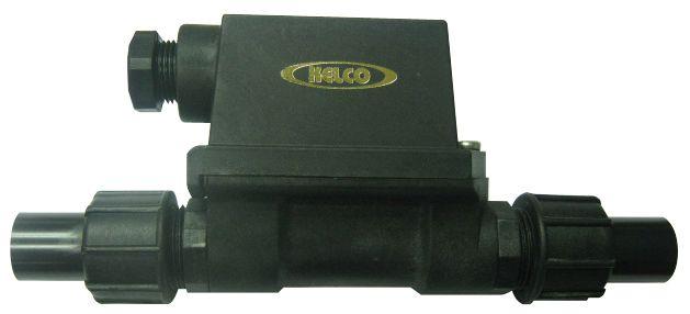KELCO MF20-Series สวิทช์การไหล สำหรับอัตราการไหลต่ำ