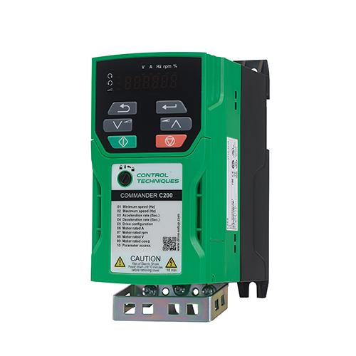 NIDEC COMMANDER C200 SERIES Inverter / Variable Speed Drive