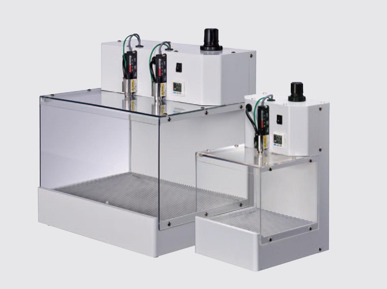 PANASONIC / SUNX EC-B SERIES กล่องกำจัดฝุ่นดลมพร้อมปล่อยประจุกำจัดไฟฟ้าสถิต