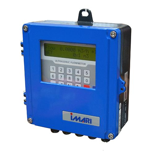 IMARI UFM-701 เครื่องวัดอัตราการไหลแบบอุลตร้าโซนิคชนิดรัดท่อแบบติดตั้ง