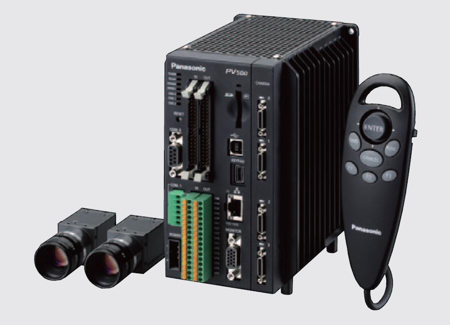 PANASONIC / SUNX PV500 SERIES กล้องตรวจสอบคุณภาพ ขนาดกะทัดรัด