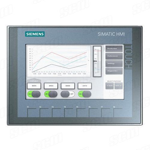 SIEMENS KTP700 จอแสดงผลระบบสัมผัสแบบโปรแกรมได้