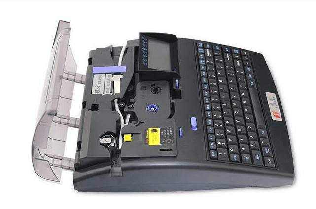 SUPVAN TP80E เครื่องพิมพ์ปลอกสาย