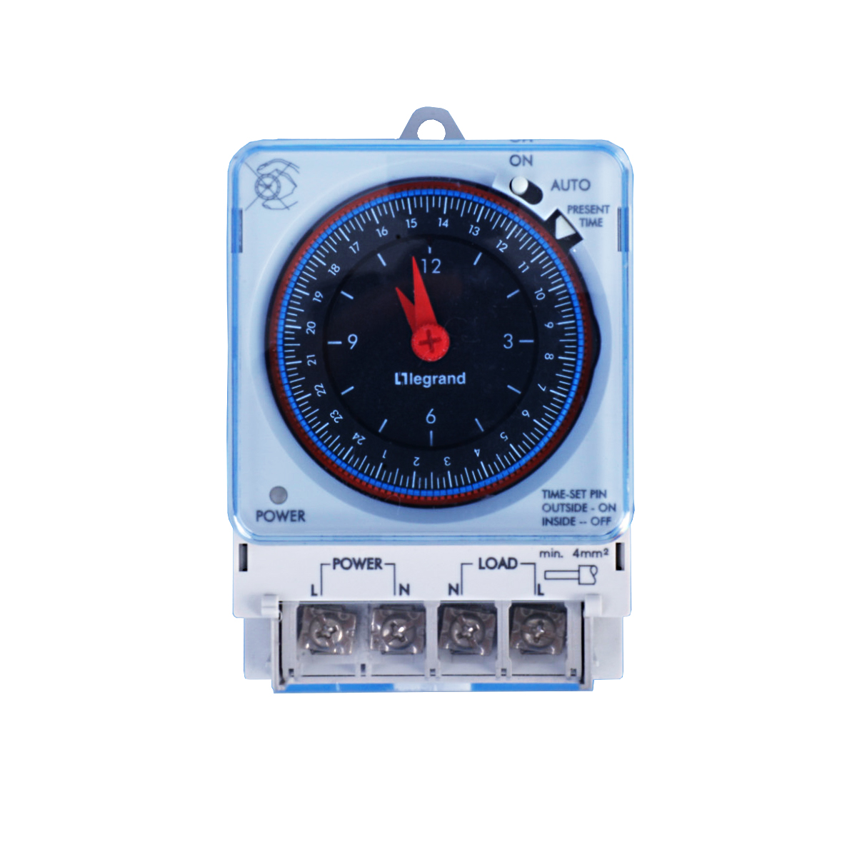 LEGRAND MaxiRex นาฬิกาตั้งเวลาแบบโปรแกรมได้