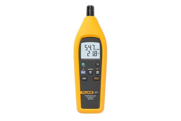 FLUKE 971 เครื่องวัดอุณหภูมิและความชื้นแบบดิจิตอล