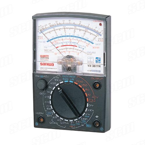 SANWA YX-361TR Analog Multimeter