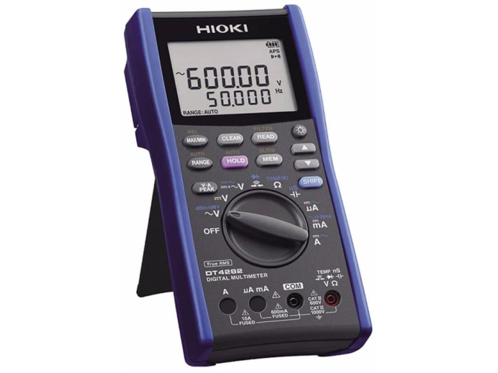 HIOKI DT4282 มัลติมิเตอร์