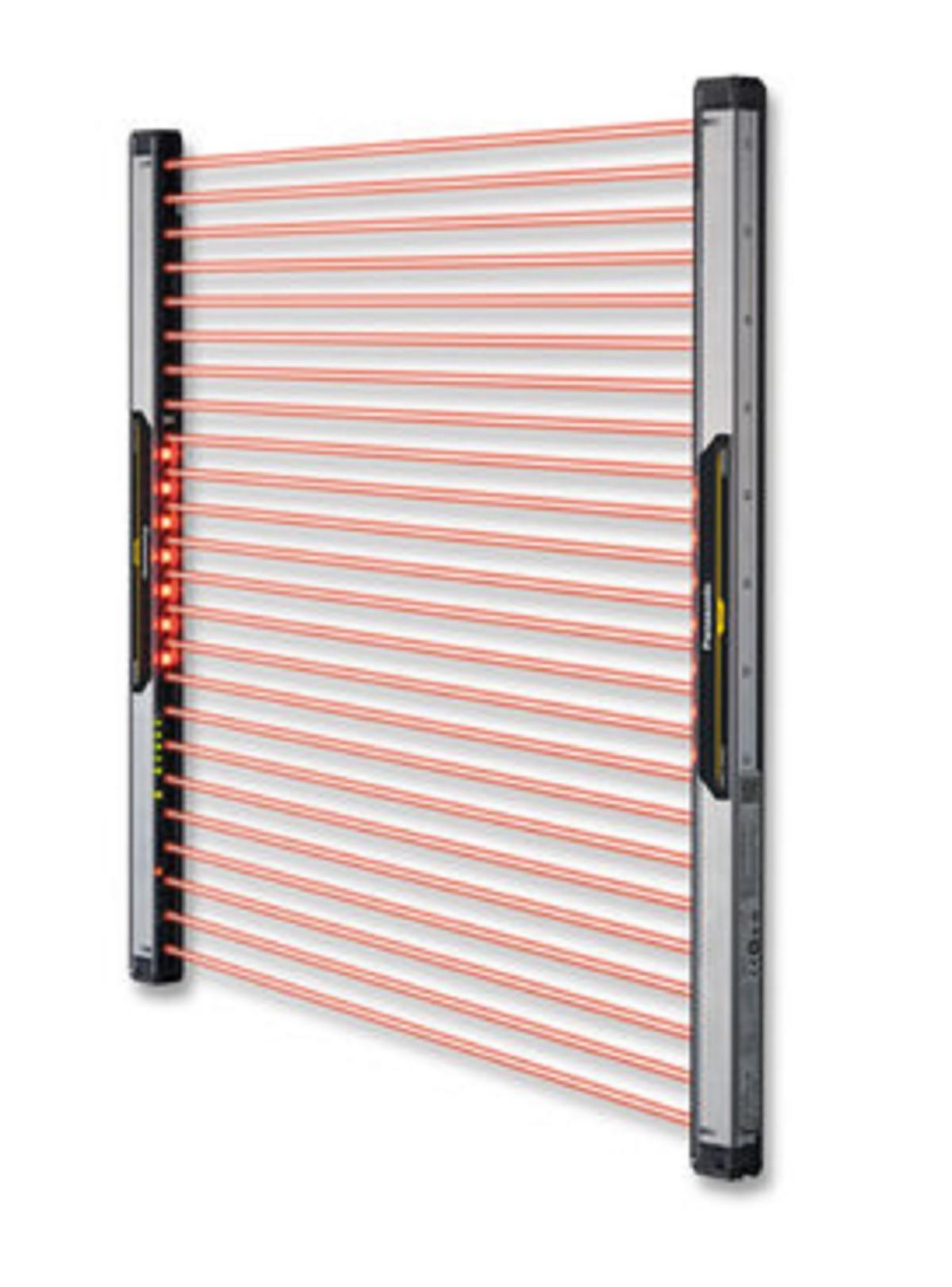 Panasonic / SUNX SF4B-C SERIES ม่านแสงนิรภัย มาตรฐานความปลอดภัย ระดับ 4