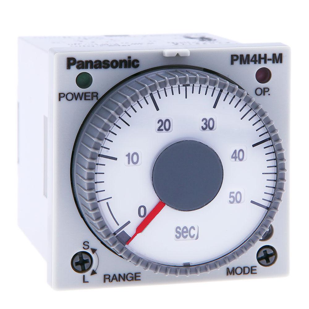 PANASONIC PM4HS เครื่องตั้งเวลาแบบอนาล็อก