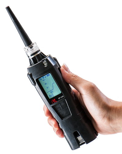 RIKEN KEIKI SP-220 เครื่องตรวจสอบการรั่วไหลของแก๊สติดไฟ