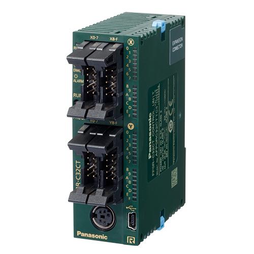 PANASONIC FP0R series โปรแกรมเมเบิ้ลคอนโทรลเลอร์