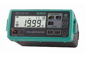 KYORITSU 4140 เครื่องตรวจสอบความต้านทานลูป