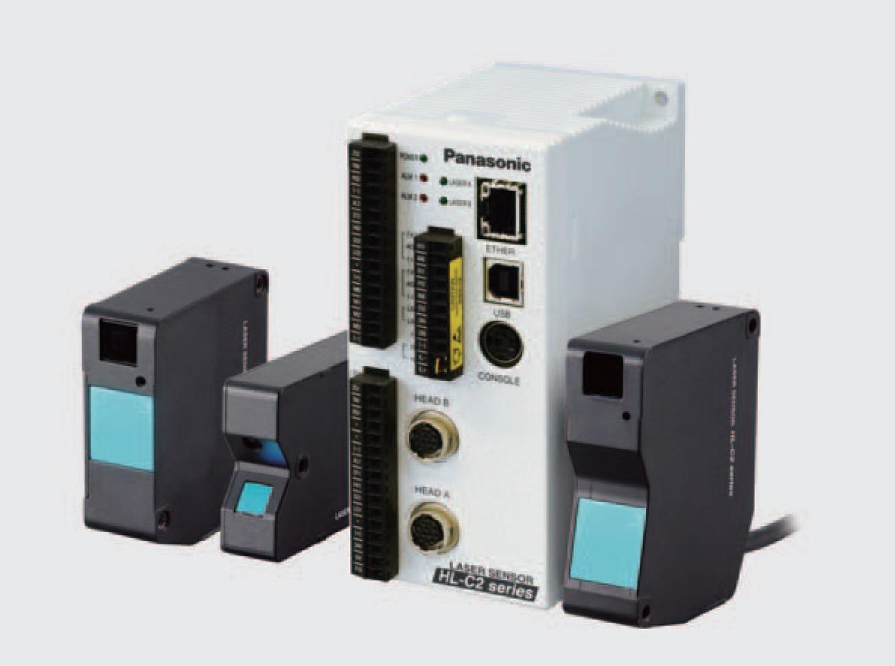 Panasonic / SUNX HL-C2 SERIES เลเซอร์เซนเซอร์วัดระยะความละเอียดสูง