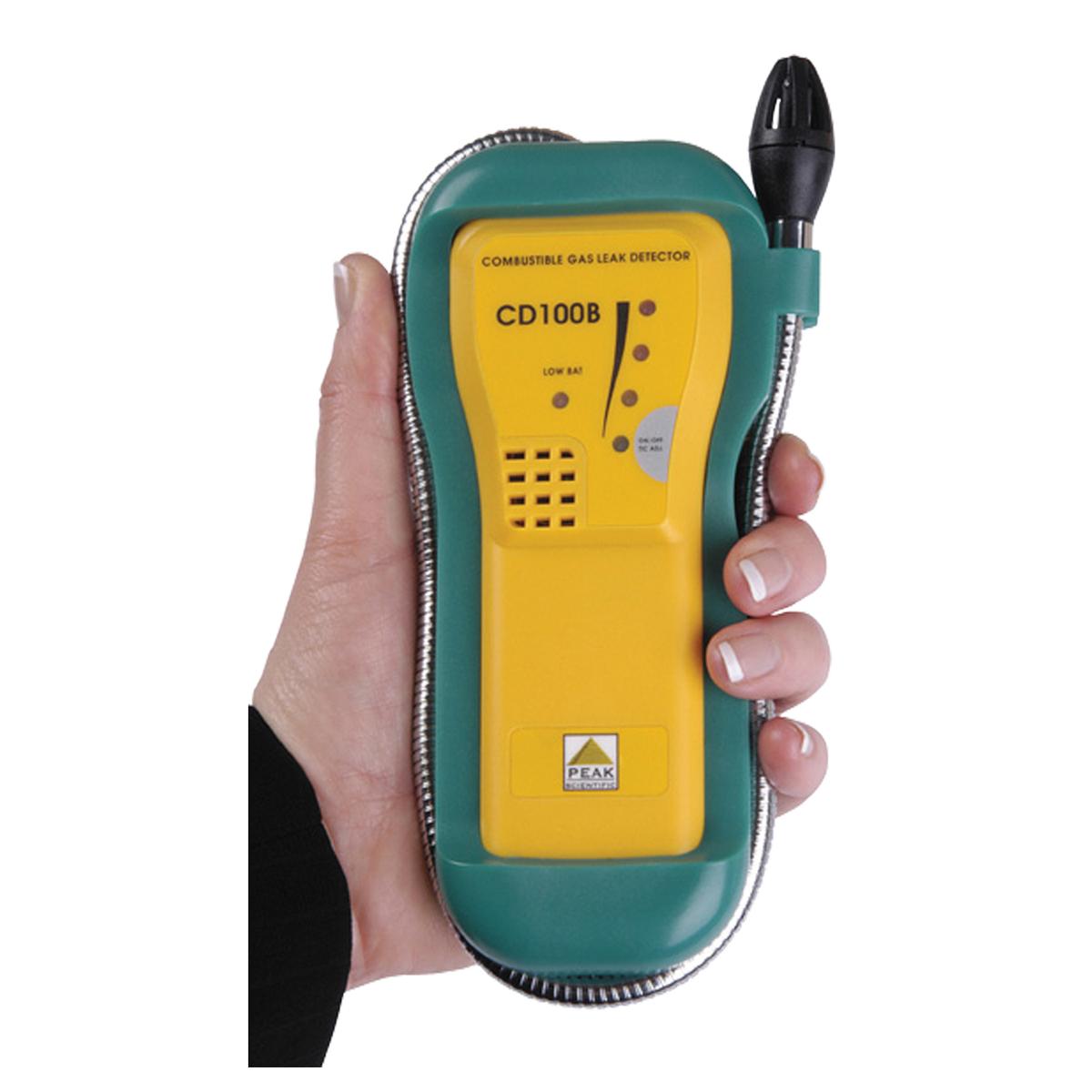 Kane-May CD100A เครื่องตรวจจับแก๊สในการเผาไหม้