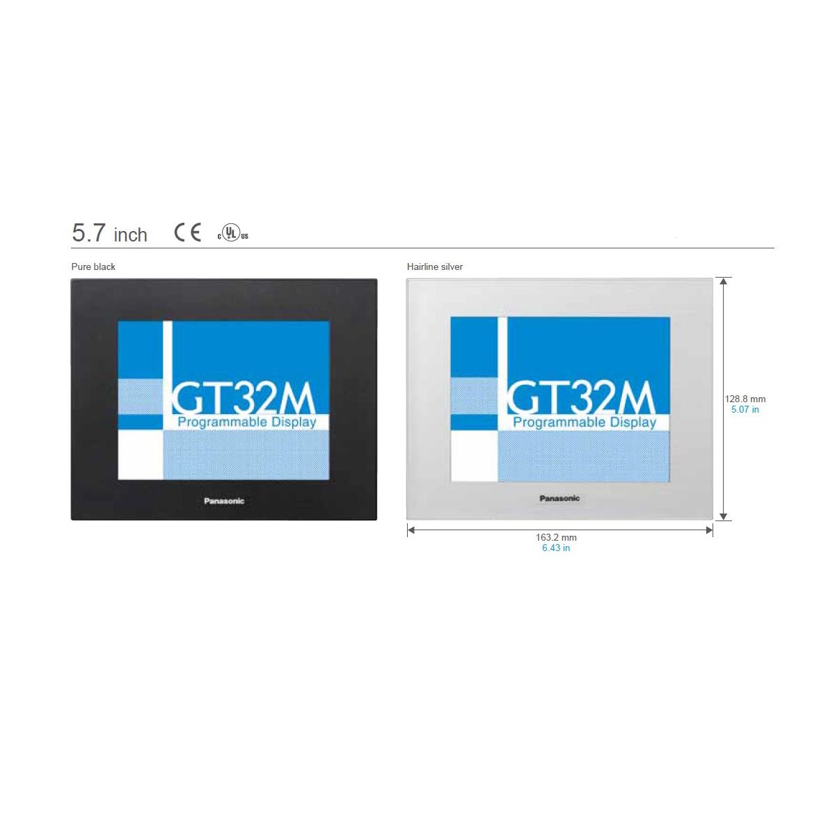 PANASONIC GT32M จอสั่งการระบบสัมผัส