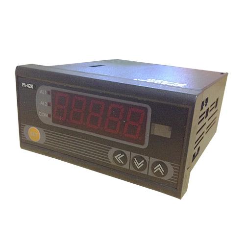 DIGICON PI-420 มิเตอร์ติดแผงสวิทช์บอร์ดสำหรับวัดสัญญาณอนาล็อก 4~20mA, 1~5V