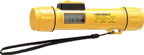 HONDEX PS-7/ PS-7FL เครื่องวัดระดับของเหลวแบบอัลตร้าโซนิค