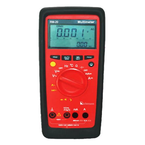 RICHTMASS RM-20 ดิจิติลมัลติมิเตอร์