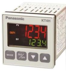 PANASONIC KT4H เครื่องวัด-ควบคุมอุณหภูมิและค่าทางกระบวนการ