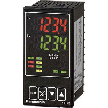 PANASONIC KT8R เครื่องวัด-ควบคุมอุณหภูมิและค่าทางไฟฟ้า