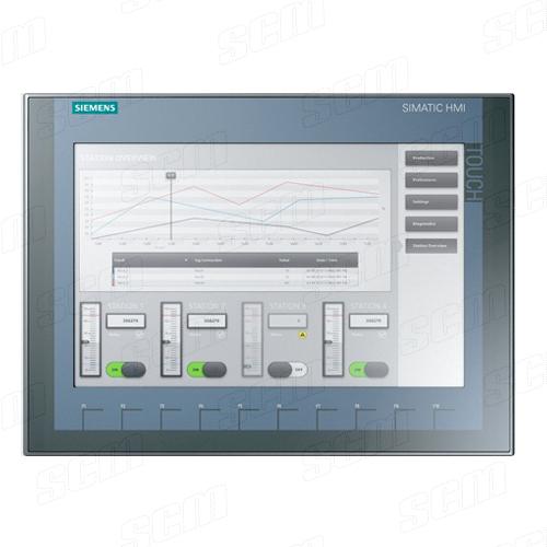 SIEMENS KTP1200 จอแสดงผลระบบสัมผัสแบบโปรแกรมได้