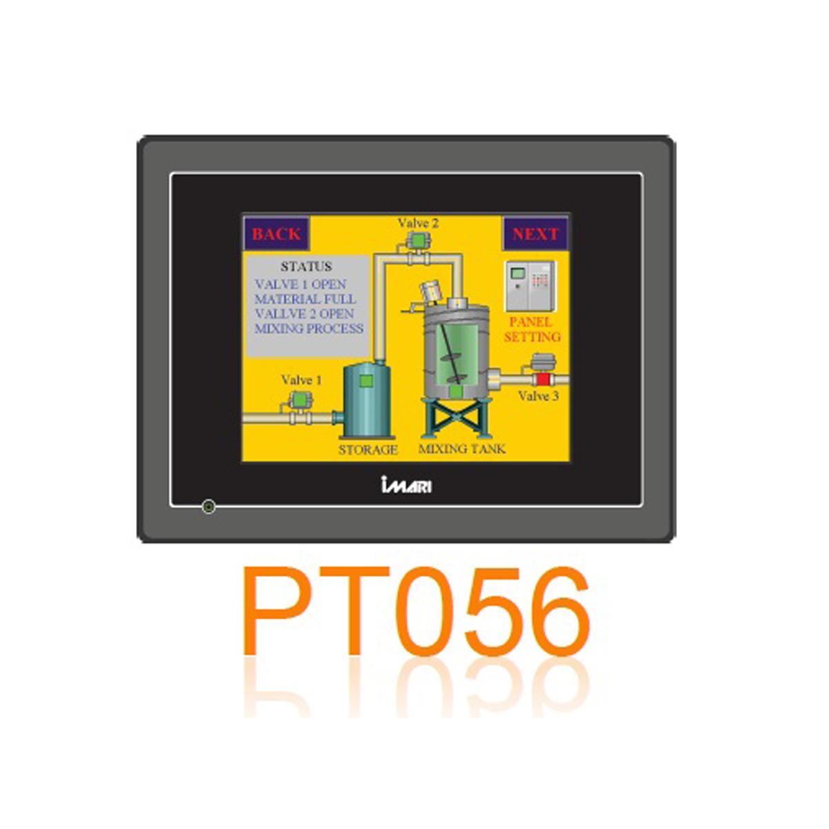IMARI PT 056 จอสั่งการระบบสัมผัส