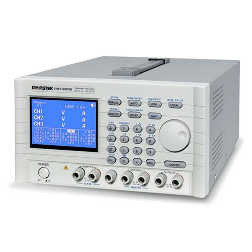 GW INSTEK PST-3202 แหล่งจ่ายไฟกระแสตรง แบบโปรแกรมได้