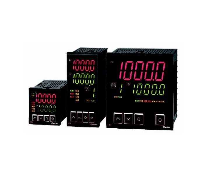SHINKO BCx2 Series เครื่องวัดควบคุมอุณหภูมิและค่าทางกระบวนการ