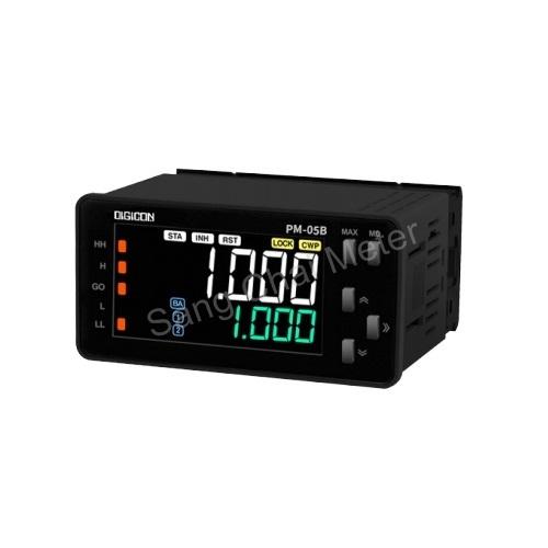 DIGICON PM-05B Series ดิจิตอลพัลซ์มิเตอร์แบบติดแผง หน้าจอ LCD
