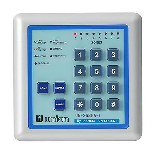 UNION UN-266HA เครื่องเตือนภัยอัตโนมัติผ่านโทรศัพท์