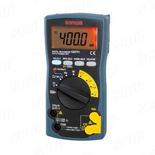 SANWA CD-771 Digital Multimeter