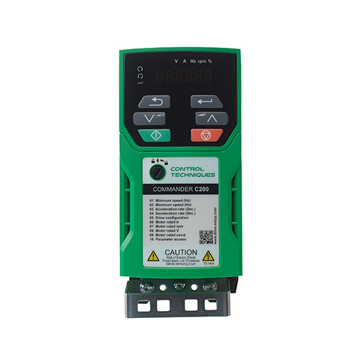 NIDEC COMMANDER C200 SERIES Inverter / Variable Speed Drive