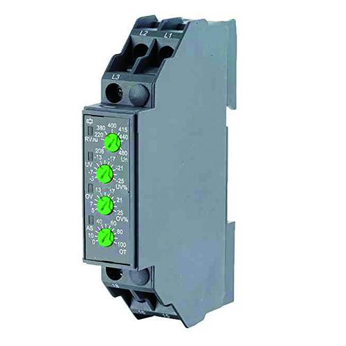 IMARI LS-UO/ LS-UOA เครื่องตรวจจับความผิดปกติของเฟส/ แรงดันไฟ