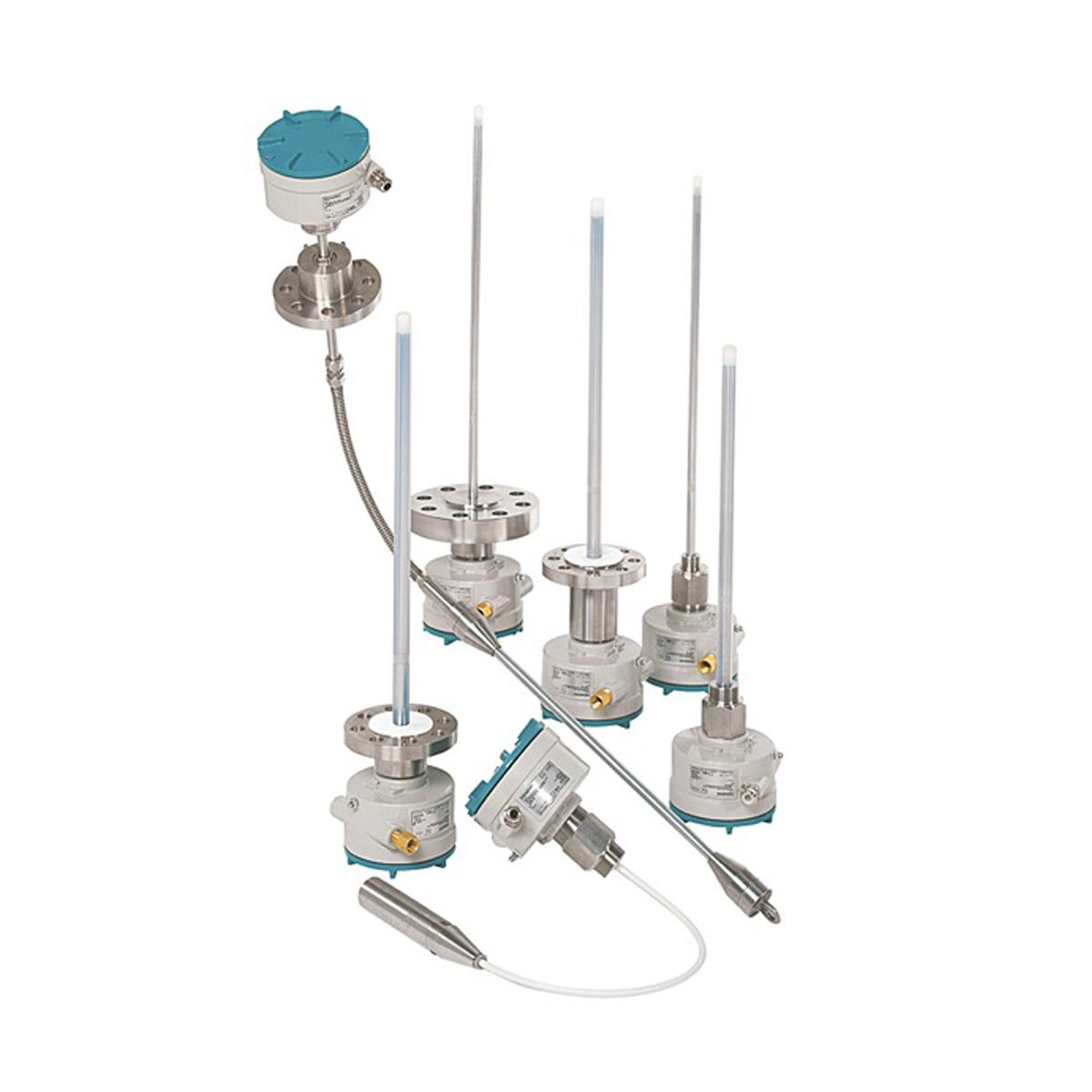 SIEMENS SITRANS LC500 เครื่องวัดระดับของเหลวและผงเมล็ดแบบคาปาซิแตนซ์
