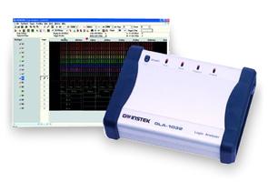 GW-INSTEK GLA-1000 SERIES  เครื่องวิเคราะห์ลอจิก 200MHz 32/16 แชนแนล